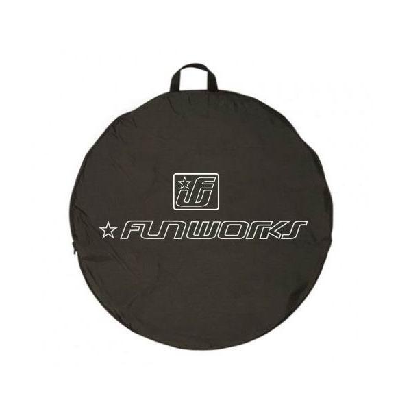 """Fun Works Wheelbag for 26"""" MTB or 28"""" Racing Bike"""