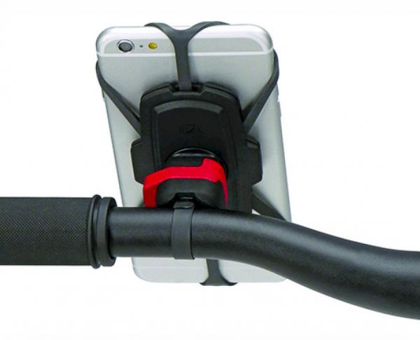 KLICKfix Smartphonehalter Quad Mini