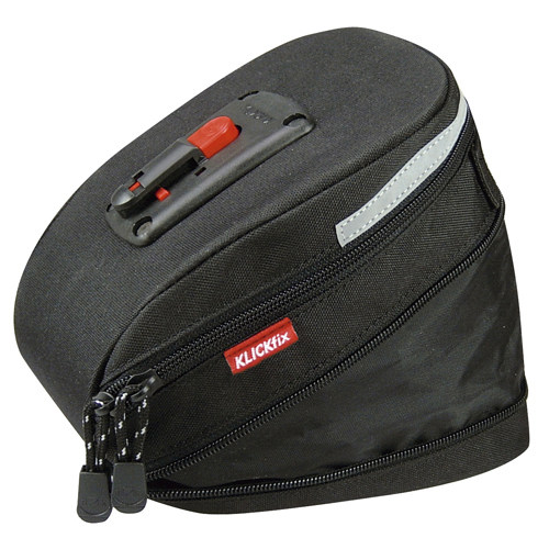Rixen & Kaul KLICKfix Micro 200 Expandable Saddle bag