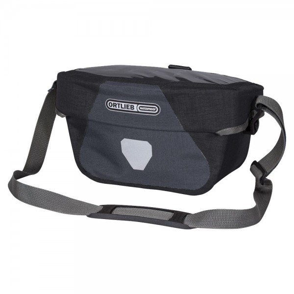 Ortlieb Ultimate Six Plus granite-black 5L