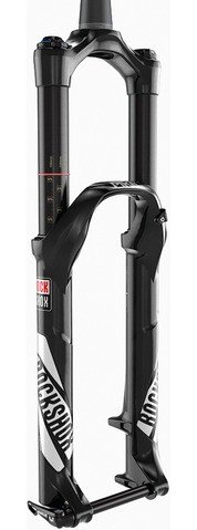 "Rock Shox Pike RCT3 29"" Dual Position Air - black - 160/130mm - 51mm Offset"