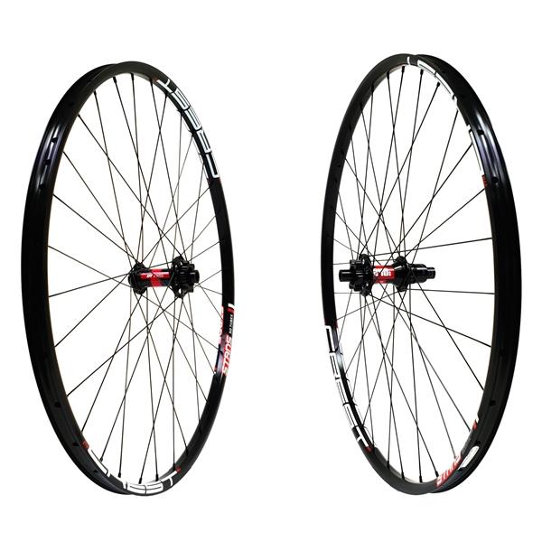 DT Swiss 240s Disc IS NoTubes ZTR Crest MK3 Comp Race Wheelset 29er 1490g