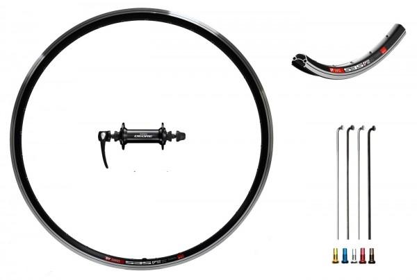 Shimano Deore Custom Front Wheel Trekking 28 Inch