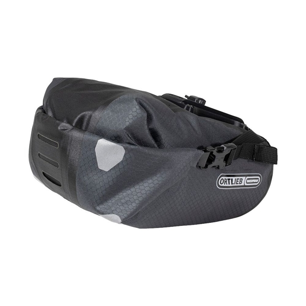 Ortlieb Saddle-Bag Two 4,1L slate-black