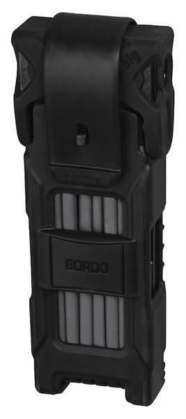 Abus Foldable Lock Bordo Combo 6100