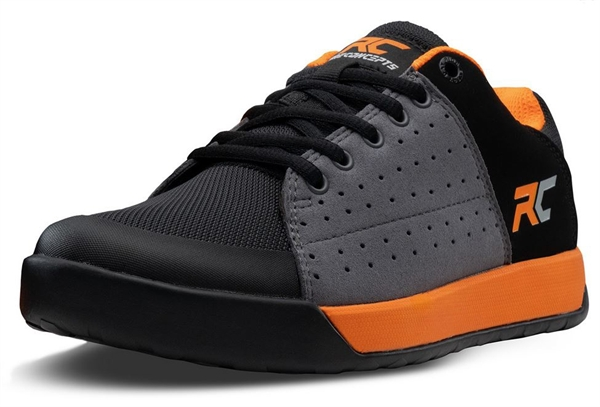 Ride Concepts Livewire 6.0 Shoe Charcoal/Orange Men