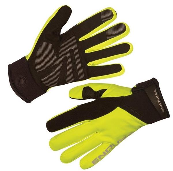 Endura WMS Strike II Winter Glove hi-viz yellow