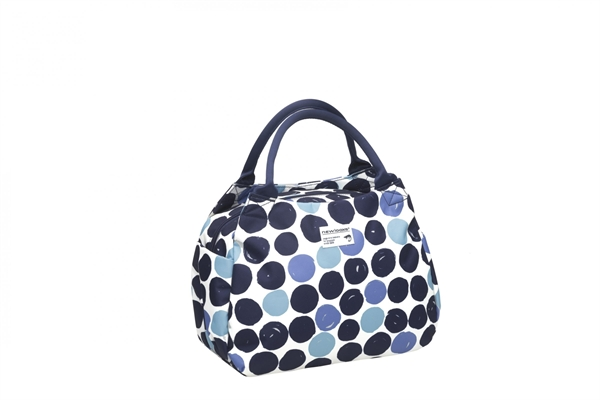 New Looxs Tosca Midi Bicycle Dots Blue