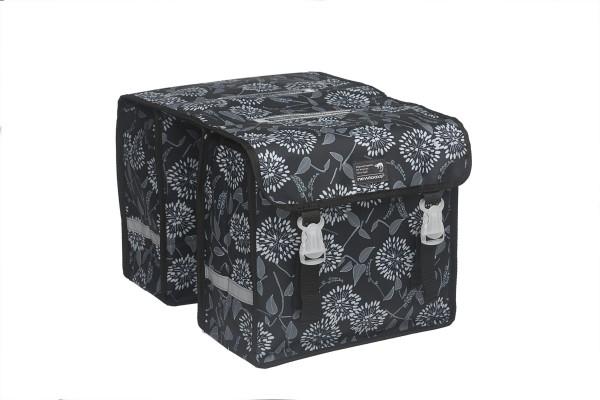 New Looxs Fiori Midi Double Zarah Double Bag Black