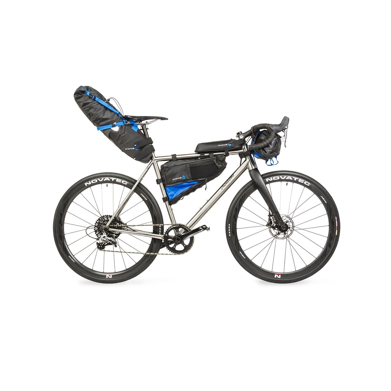 M-Wave Rough Ride Top Tube Bicycle Bag