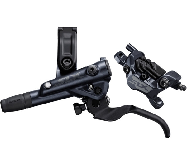 Shimano Deore SLX Disc Brake BR-M7120 RW with cooling fins black