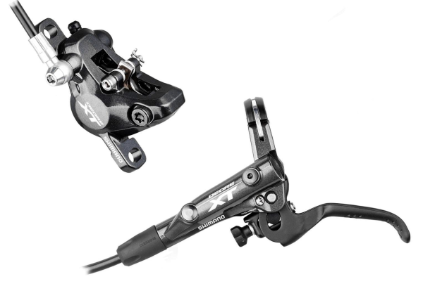 Shimano Deore XT Scheibenbremse BR-M8000 XC HR schwarz