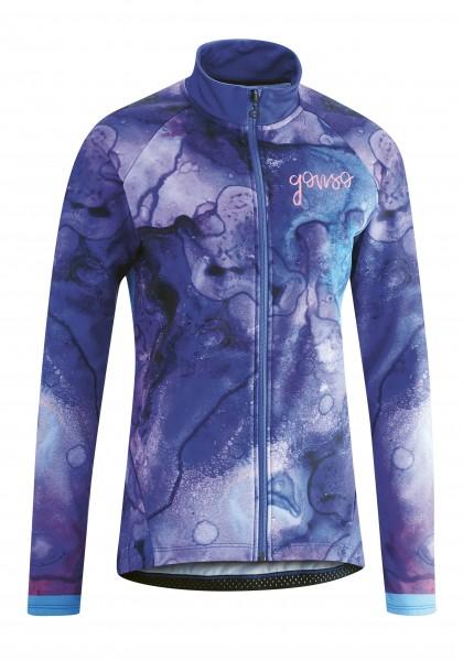 Gonso Muzzella Ladies Bike Jersey Fullzip royal blue
