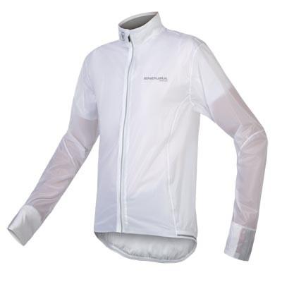Endura FS260 Pro Adrenaline Race Cape II Jacke white