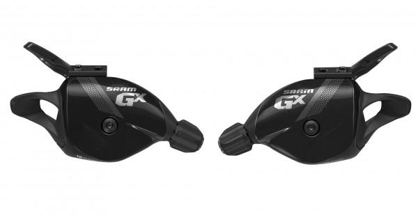 SRAM GX Trigger Schalthebel - 2x11-fach - schwarz