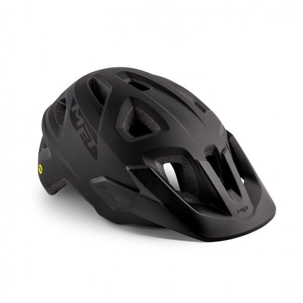 Met Echo MIPS Helmet Black Matt