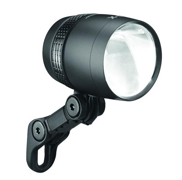 Busch & Müller LED Dynamoscheinwerfer Lumotec IQ-X - schwarz