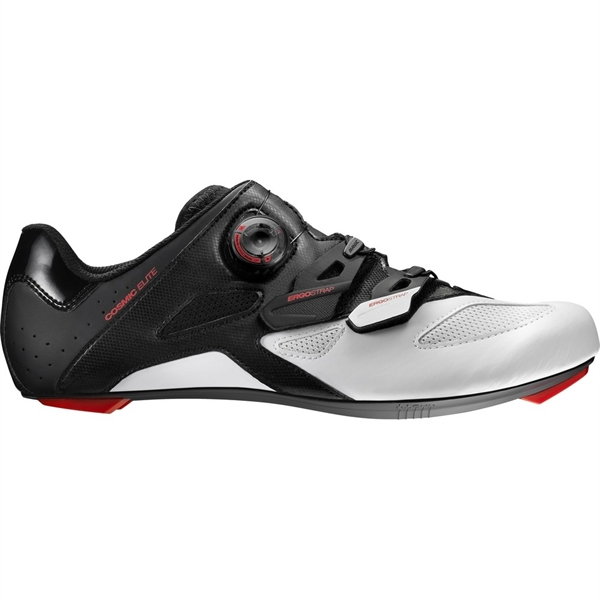 Mavic Cosmic Elite ROAD Schuh schwarz/weiß/fiery red