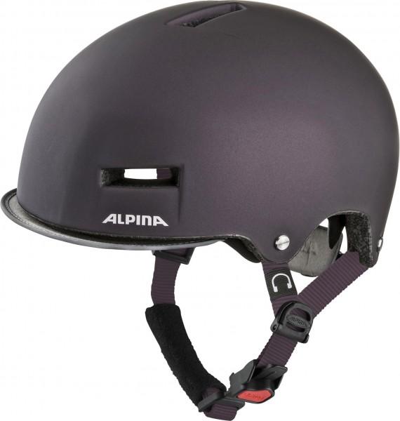 Alpina Grunerlokka Helm nightshade