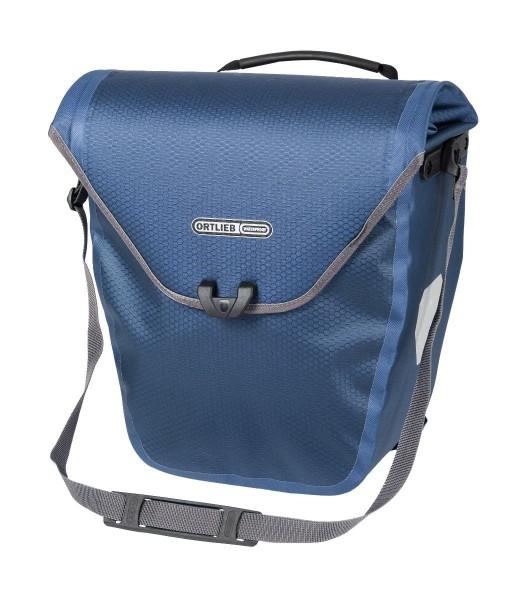 Ortlieb Velo-Shopper QL2.1 steel blue