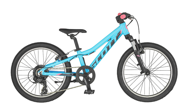 Scott Bike Contessa 20 turquoise/black 2019 Kid bike