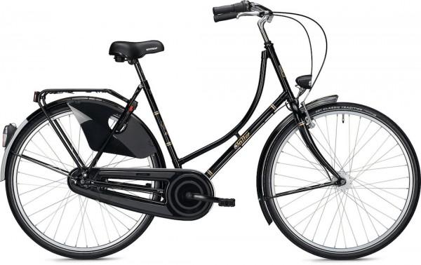 """Falter Classic Bike H 3.0 28 """"Black Shiny"""