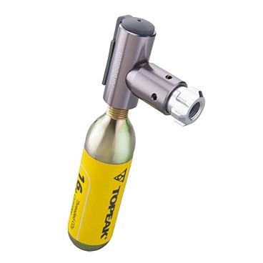 Topeak Airbooster CO² Kartuschen Pumpe
