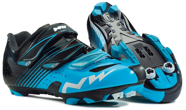 Northwave Hammer 3S MTB shoe black / blue