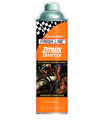 Finish Line Zitrus Entfetter 600ml