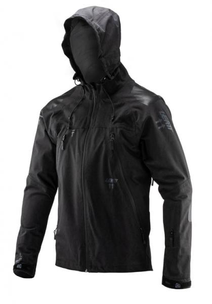 Leatt DBX 5.0 All Mountain Jacket schwarz