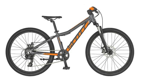 Scott Bike Scale 24 Disc orange 2019 Kinderrad