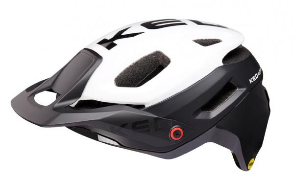 KED Pector ME-1 MTB Helm black/white