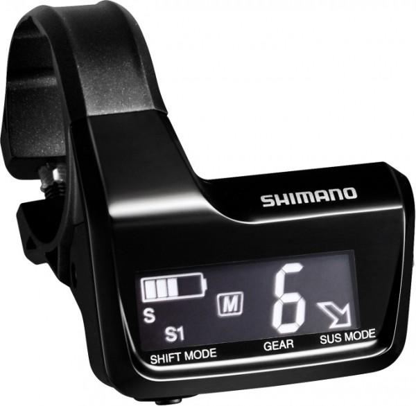Shimano Deore XT Di2 SC-MT800 Info Display