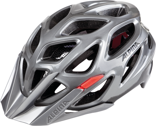 Alpina Mythos 3.0 Helm darksilver-black-red