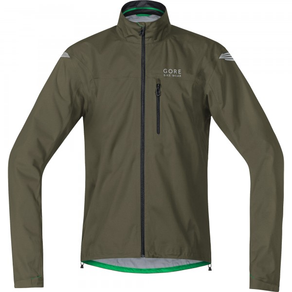 Gore Bike Wear E GT AS Jacket winter green %