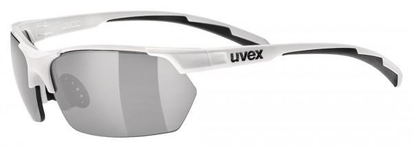 Uvex Sportbrille Sportstyle 114 - weiß
