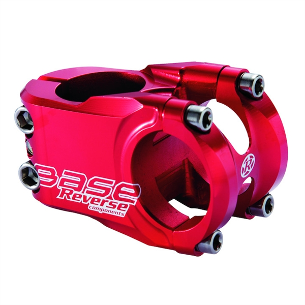 Reverse Stem Base 40mm red
