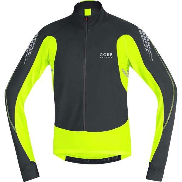 Gore Bike Wear Xenon 2.0 Thermo Trikot black / neon yellow