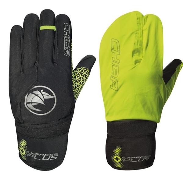 Chiba Winter Glove Express+ black