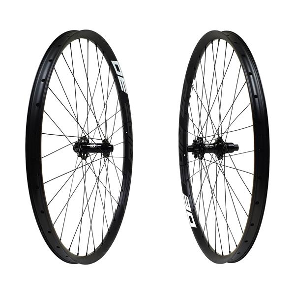 Fun Works N-Light Boost E-Bike Amride 30 Hybrid E-MTB Wheelset 27,5 650b