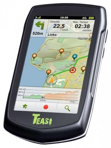 Teasi GPS Navigation ONE3 extend