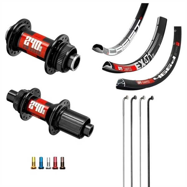 DT Swiss 240s Boost Disc CL Custom Laufradsatz MTB 650b