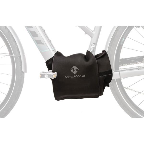 M-Wave E-Protect Center Protective Cover for E-Bike Motor