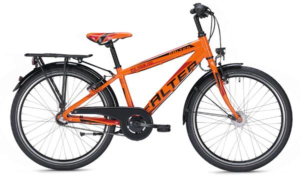 Falter FX 403 ND 24 inch Diamant orange/black Kids Bike