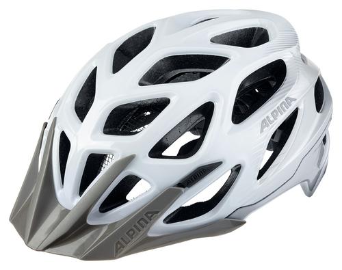 Alpina Mythos 3.0 Helm white-silver