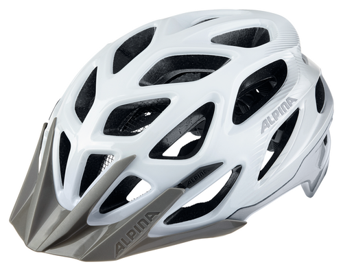 Alpina Mythos 3.0 Helm white-silver