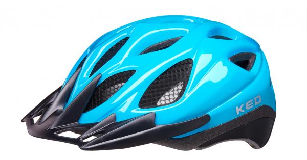 KED Tronus Urban Helm blue