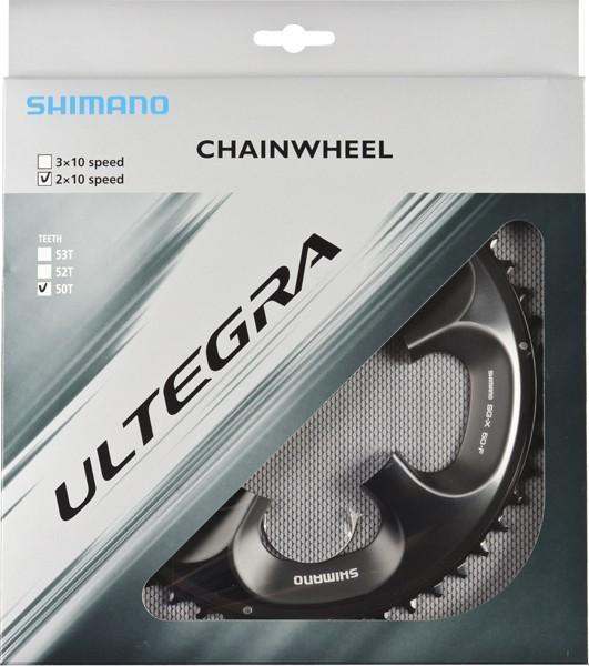 Shimano Ultegra FC-6750 10-fach Kompakt-Kettenblatt 34 / 50