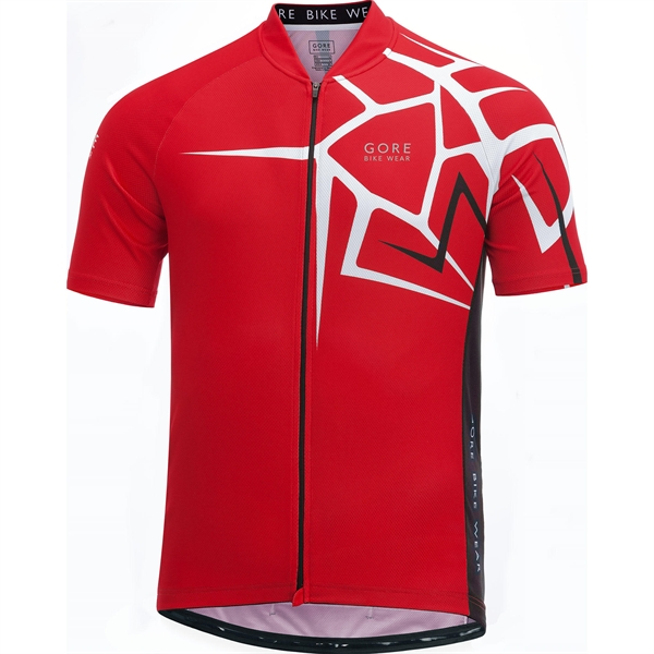 0775176a4 Gore Bike Wear E Adrenaline 4.0 Jersey red