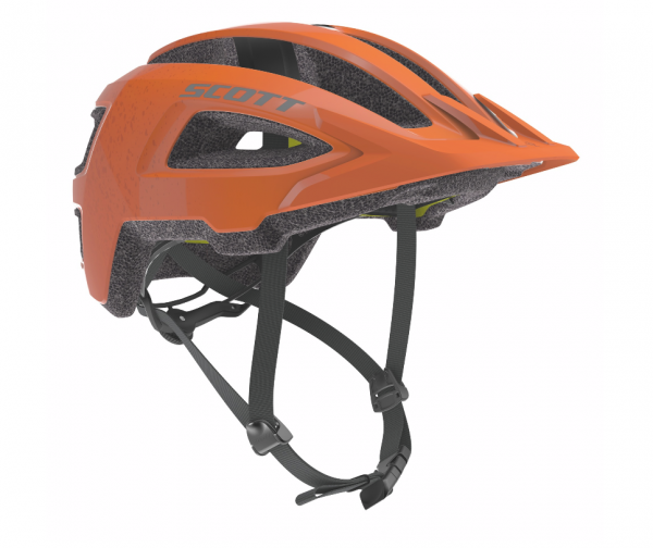 Scott Helmet Groove Plus orange pumpkin